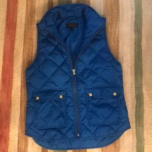 J Crew XS quilted best